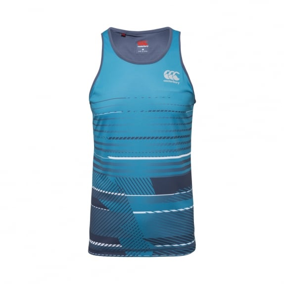 VAPODRI POLY GRAPHIC SINGLET