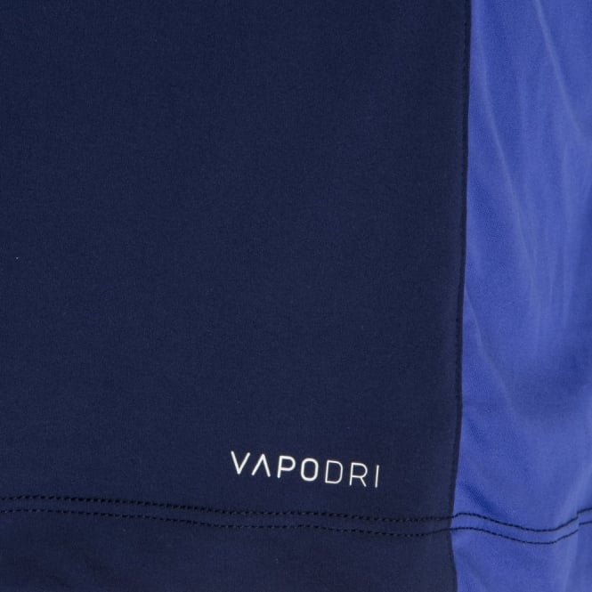 VAPODRI SUPERLIGHT S/LOGO TEE PEACOAT