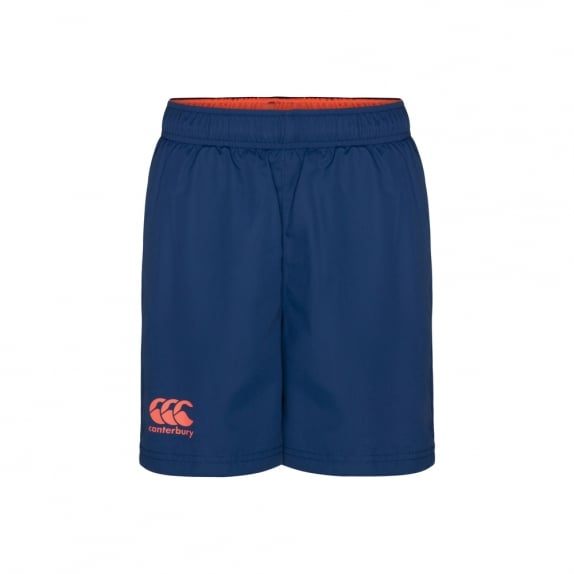 VAPODRI WOVEN SHORT SPORT BLUE - JUNIORS