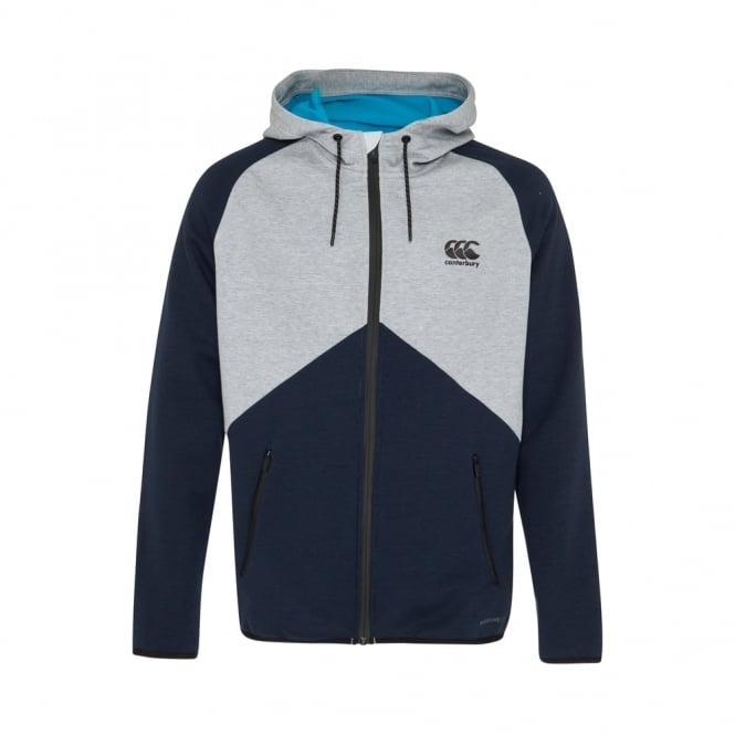 VAPOSHIELD ZIP THROUGH HOODY