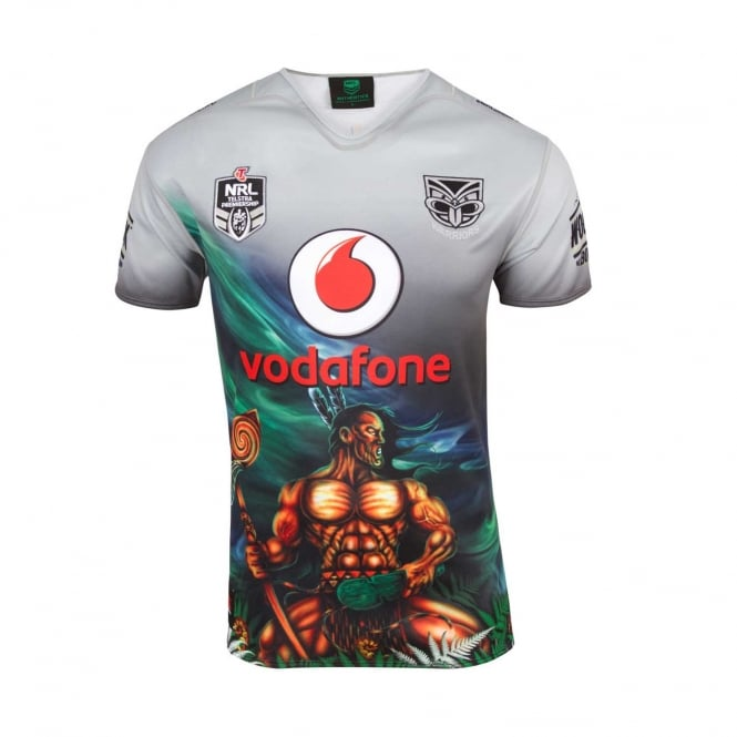 Vodafone Warriors PRO INDIGENOUS JERSEY 2018
