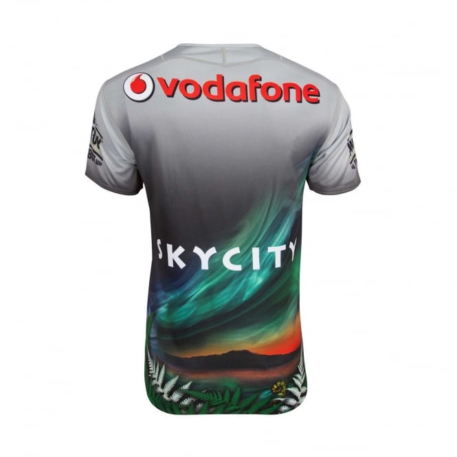 Vodafone Warriors PRO INDIGENOUS JERSEY 2018 - Mens from Canterbury NZ 21abe959f