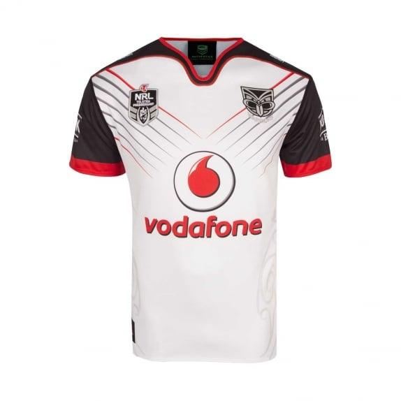 REPLICA ON FIELD AWAY JERSEY 2018