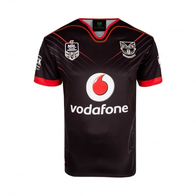Vodafone Warriors REPLICA ON FIELD JERSEY 2018 - HOME