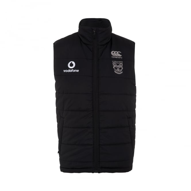Vodafone Warriors THERMOREG PADDED GILET 2018