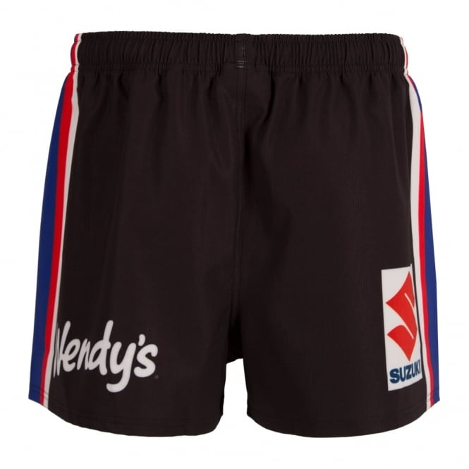 WARRIORS KIDS HERITAGE SHORT BLACK