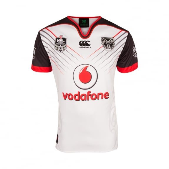 WARRIORS REPLICA AWAY JERSEY 2017
