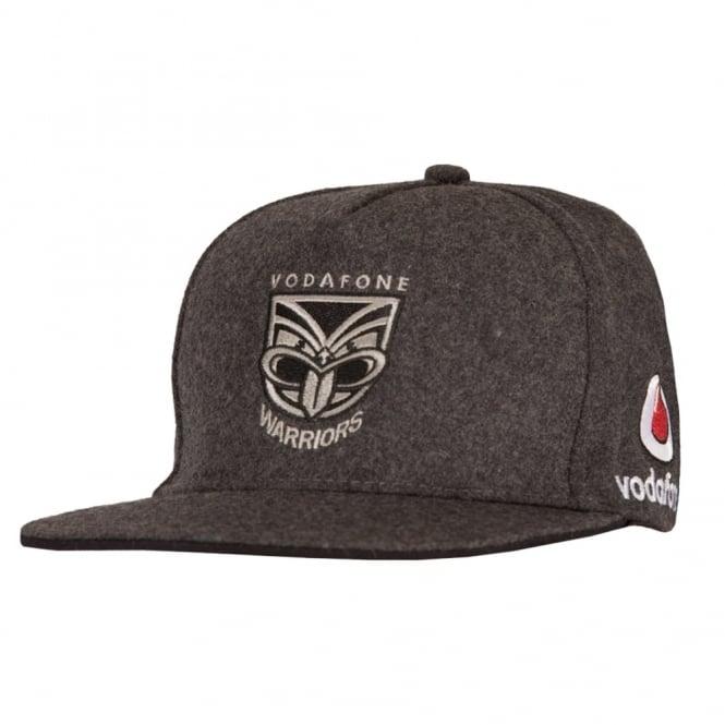 WARRIORS REPLICA FLATPEAK CAP 2017