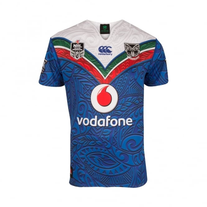 WARRIORS REPLICA HERITAGE JERSEY 2017