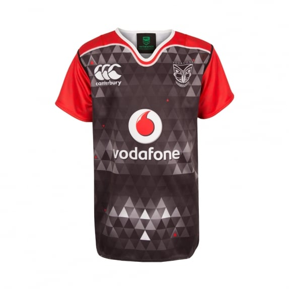 WARRIORS TRAINING JERSEY 2017 - JUNIORS