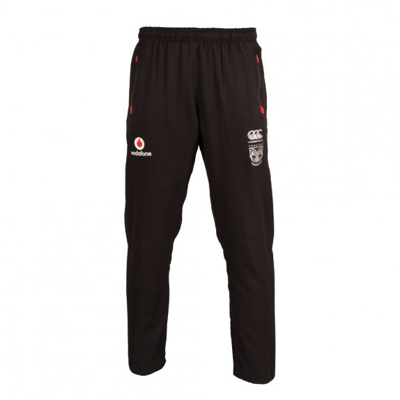 WARRIORS TRAINING PANT BLACK