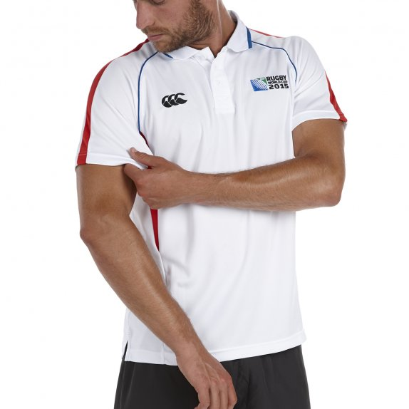 WINGER POLO - RWC 2015